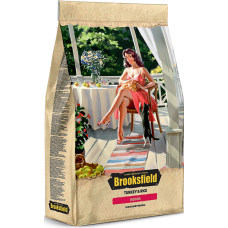 BROOKSFIELD (Бруксфилд) Для взрослых домашних кошек Индейка/рис