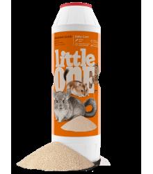 Little One песок для купания шиншилл и других декоративных животных 1л
