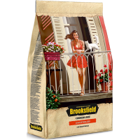 BROOKSFIELD (Бруксфилд) Для кошек с избыточным весом и стерилизованных Курица/рис