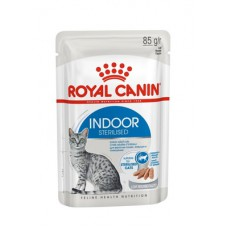 Royal Canin (Роял Канин) Indoor Sterilised Loaf, для домашних кошек 1-7лет