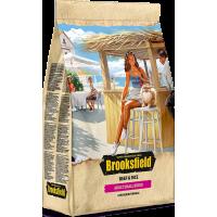 BROOKSFIELD (Бруксфилд) Для собак мелких пород Говядина/рис
