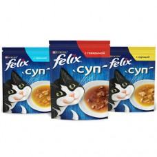 Felix (Феликс) суп, рыба