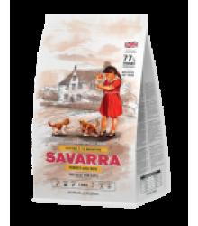 SAVARRA (Саварра) для котят с индейкой и рисом