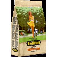 BROOKSFIELD (Бруксфилд) Для собак всех пород Говядина/рис