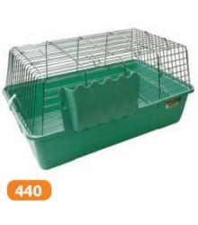 Клетка для крупных грызунов №440 61*37*33