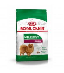 Royal Canin (Роял канин) Mini  Indoor Adult Корм для взрослых собак в возрасте от 10 месяцев до 8 лет (вес взрослой собаки до 10 кг)