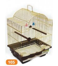 Клетка для птиц №105 30*23*39