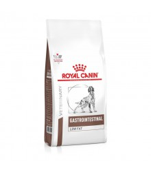 Royal Canin (Роял канин)  GASTRO INTESTINAL LOW FAT LF22 Диета с ограниченным содержанием жиров для собак при нарушении пищеварения