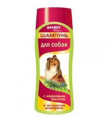 Шампунь Деликс Шарм для собак c норковым маслом 250мл