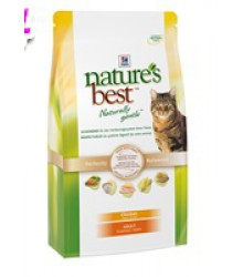 Hill's Nature's Best натуральный корм для кошек от 1 до 7 лет с курицей.