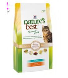 Hill's Nature's Best натуральный корм для кошек от 1 до 7 лет с тунцом.
