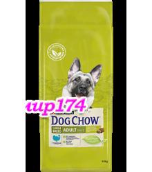 Dog Chow (Дог чао) Adult Large Breed для Собак Крупных Пород с Индейкой