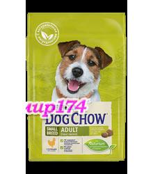 Dog Chow (Дог чао) Small Breed Adult Chicken Дог Чау с курицей и рисом для собак мелких пород