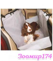 Подстилка на автомобильное сидение для собак NDT1022 129х40х68см (361102)