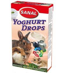 САНАЛ для грызунов дропсы Йогурт 45гр