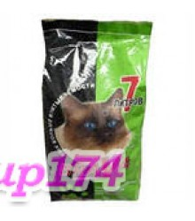 Брава Минерал для кошек (7л).