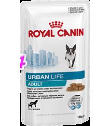 Royal Canin (Роял канин) Urban Life Adult  корм для собак живущих в городских условиях