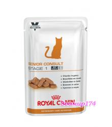 Royal Canin (Роял Канин) Senior Consult Stage 1 (в соусе)