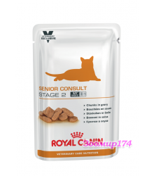Royal Canin (Роял Канин) Senior Consult Stage 2 (в соусе)