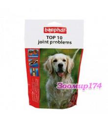 Beaphar (Беафар) Витамины Beaphar Top10 для собак с глюкозамином (70шт)