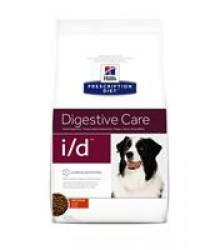 Hill's Prescription Diet i/d Digestive Care корм для собак диета для поддержания здоровья ЖКТ с курицей.