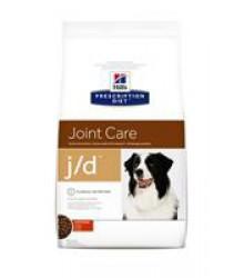 Hill's Prescription Diet j/d Joint Care корм для собак диета для поддержания здоровья суставов с курицей.