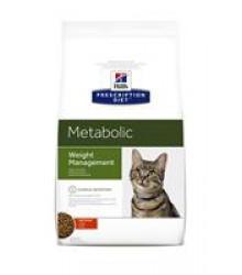 Hill's Prescription Diet Metabolic Weight Management корм для кошек диета для достижения и поддержания оптимального веса с курицей .