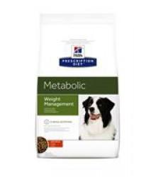Hill's Prescription Diet Metabolic Weight Management корм для собак диета для достижения и поддержания оптимального веса с курицей.