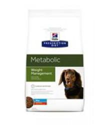 Hill's Prescription Diet Metabolic Weight Management корм для собак мелких пород диета для достижения и поддержания оптимального веса с курицей 1,5 кг