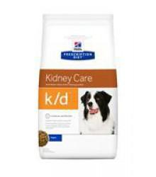 Hill's Prescription Diet k/d Kidney Care корм для собак диета для поддержания здоровья почек.
