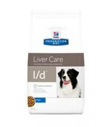 Hill's Prescription Diet l/d Liver Care корм для собак диета для поддержания здоровья печени.