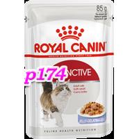 Royal Canin (Роял Канин)  Instinctive Влажный корм для кошек старше 1 года. (кусочки в желе) 85гр пауч