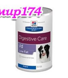 Hill's Prescription Diet i/d Low Fat Digestive Care консервы для собак диета для поддержания здоровья ЖКТ и поджелудочной железы 360 г