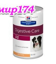 Hill's Prescription Diet i/d Digestive Care консеры для собак диета для поддержания здоровья ЖКТ с идейкой 360 г