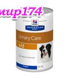 Hill's Prescription Diet s/d Urinary Care консервы для собак диета для поддержания здоровья мочевыводящих путей 370 г