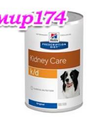 Hill's Prescription Diet k/d Kidney Care консервы для собак диета для поддержания здоровья почек с курицей 370 г