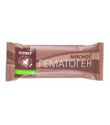 TiTBiT Гематоген мясной vitamin 35г