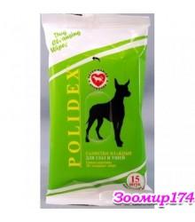 Polidex Влажные Салфетки для Глаз и Ушей