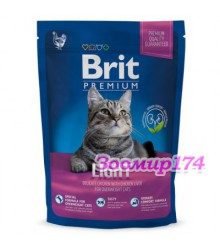 Brit Premium Cat Light для кошек с избыточным весом с курицей и куриной печени