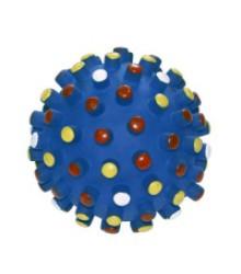 Игрушка виниловая Мяч Мина 360521,522,523