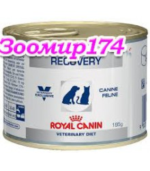 Royal Canin (Роял канин) RECOVERY Диета для собак и кошек в период анорексии, выздоровления
