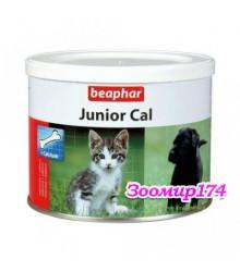 Beaphar (Беафар) Junior Cal Минеральная Смесь 200гр