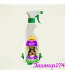 Спрей Пчелодар для уничтожения запаха в местах обитания собак, 360 мл