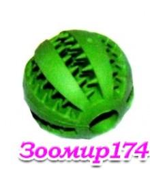 Игрушка резиновая для чистки зубов 7см YZJ064