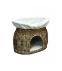 Дом для кошек  56х38см + МЕХ   360156