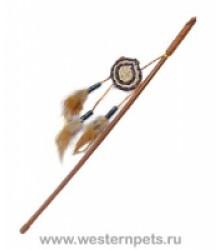 Игрушка дразнилка-удочка ШАМАН gl40-09 361326