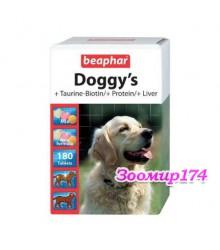 Beaphar (Беафар) Doggi's Mix Комплекс Витаминов для Собак 180таб.