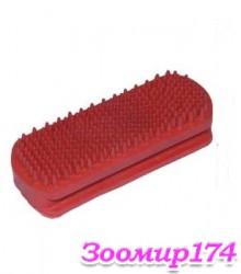 Щетка резиновая двусторонняя R-2-70