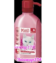 Ms.Kiss Очаровательная Монро Шампунь-кондиционер для белых и светлых кошек 200мл