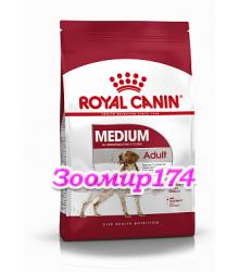 Royal Canin (Роял канин) Medium ADULT Корм для собак с 12 месяцев до 7 лет